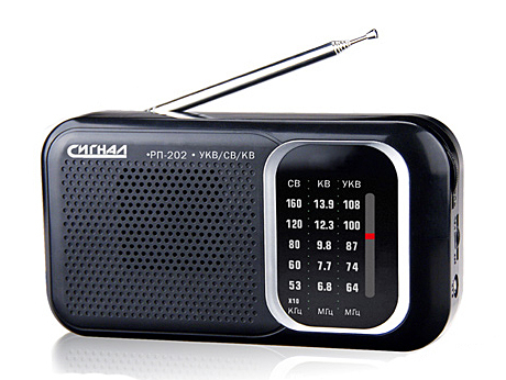 Радиоприемник СИГНАЛ РП-202