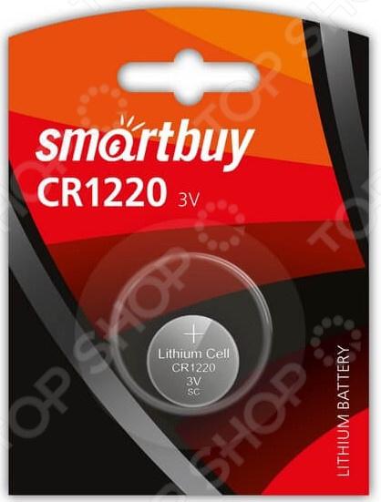 Батарейка литиевая SmartBuy CR1220/1B