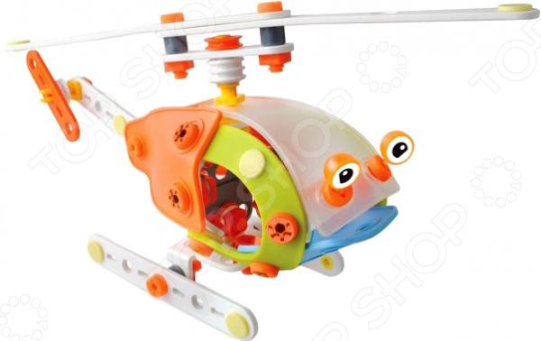 Конструктор игрушечный Education Line 4 в 1 «Юный Механик: Транспорт XL» Конструктор игрушечный Education Line 4 в 1 «Юный Механик: Транспорт XL» /