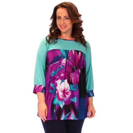 Купить Блуза Элеганс «Весенняя капель»