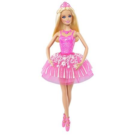 Купить Кукла Mattel Barbie прима балерина