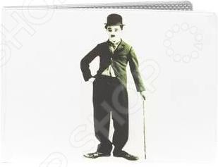 Обложка для студенческого билета Mitya Veselkov «Чарли Чаплин» обложка для студенческого билета mitya veselkov много монро