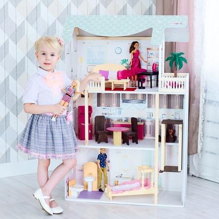 Купить Домик интерактивный для кукол PAREMO «Сан-Ремо»