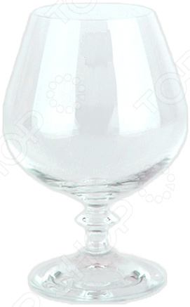 Набор бокалов для бренди Коралл «Анжела» 40600/00000/400 sistema набор бокалов для бренди brandy 840 мл 2 шт