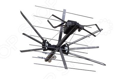 Антенна телевизионная наружная Rexant RX-401 тв антенна delta дмв
