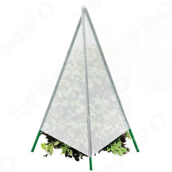 Укрытие для растений Blumen Haus «Конус с металлическими стойками» укрытие для роз shelterlogic 1м