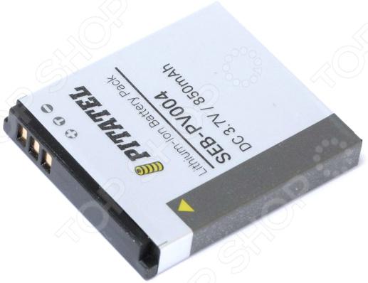 Аккумулятор для камеры Pitatel SEB-PV004 для Canon Digital IXUS 30/40/50/55, 850mAh