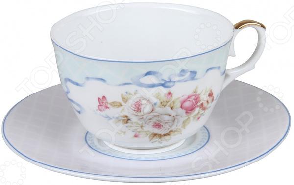 Чайная пара Rosenberg R-255008 rosenberg r 519