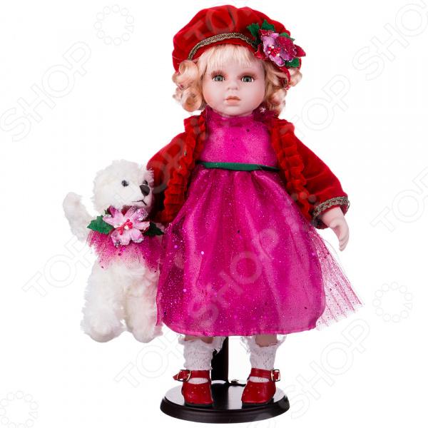 Кукла фарфоровая 346-224