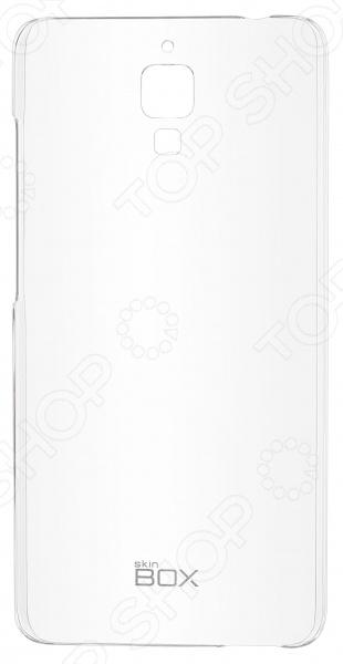 Чехол защитный skinBOX 4People Crystal для Xiaomi Mi4