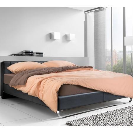 Купить Комплект постельного белья ТексДизайн «Персиковая карамель». 1,5-спальный