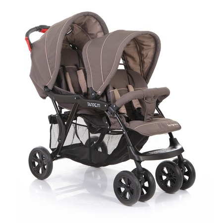 Купить Коляска для двойни Baby Care Tandem