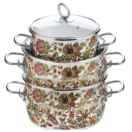 Купить Набор посуды Северсталь Imperio
