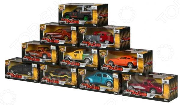 Машинка игрушечная Yako «Классика и пикапы». В ассортименте