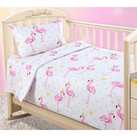 Купить Ясельный комплект постельного белья ТексДизайн «Мир чудес»