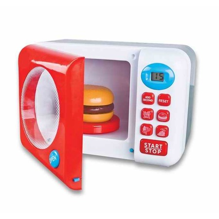 Купить Микроволновая печь игрушечная Zhorya «Юная помощница» 1700226