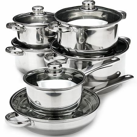 Купить Набор посуды для готовки Mayer&Boch «Пальчики оближешь» MB-25749