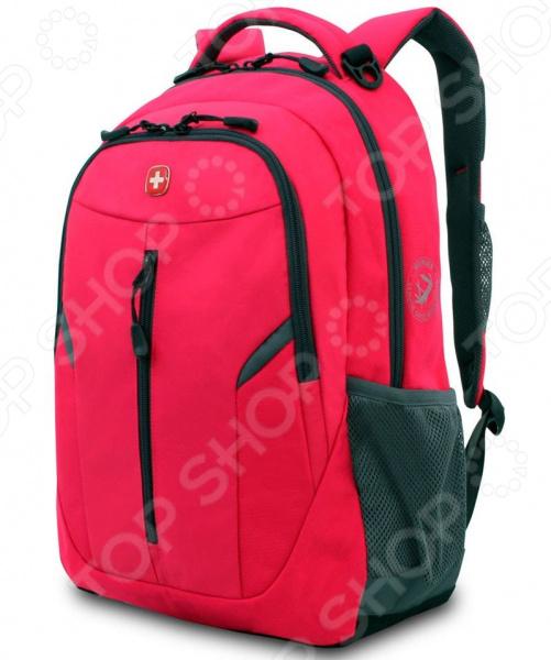 Рюкзак школьный Wenger 3020804408-2 рюкзак 3020804408 2 розовый серый