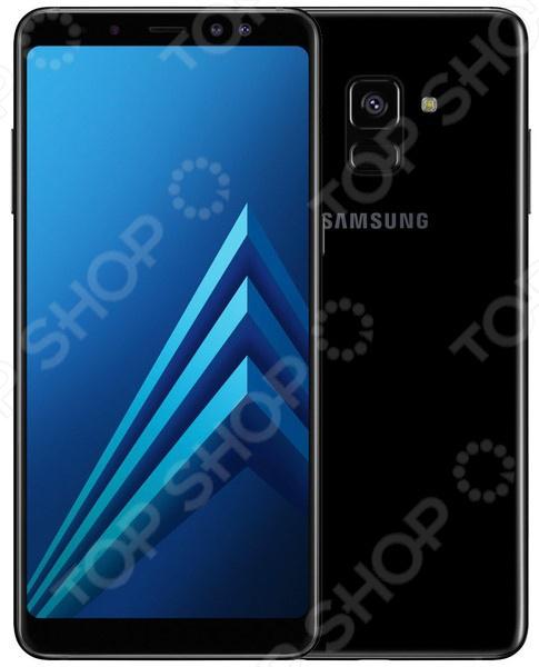 Смартфон Samsung Galaxy A8+ 2018 32GB blackview a8 смартфон