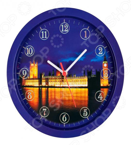 Часы настенные Miolla «Лондон» часы настенные miolla попугай