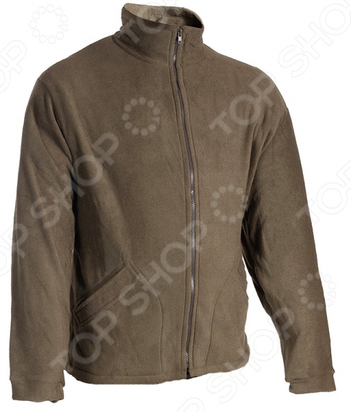 Куртка флисовая Huntsman «Байкал». Цвет: хаки Куртка флисовая Huntsman «Байкал». Цвет: хаки /