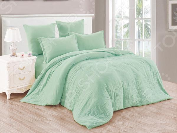 Комплект постельного белья Cleo 014-PT. 1,5-спальный