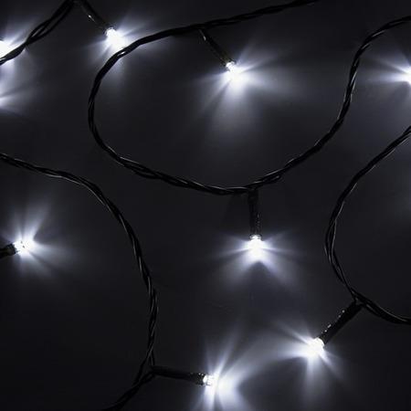 Купить Гирлянда светодиодная Neon-Night «Твинкл Лайт». Цвет свечения: белый