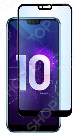 Стекло защитное skinBOX Full Screen для Huawei Honor 10