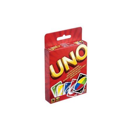 Купить Игра настольная Mattel Uno