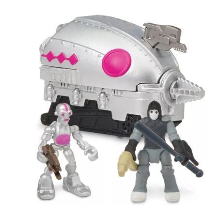 Купить Игровой набор Nickelodeon Kraang Dome. Kraang&Casey Jones