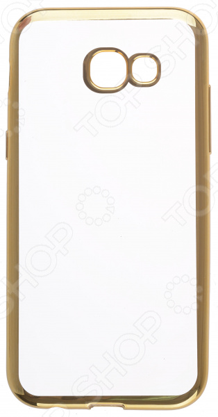 Накладка защитная skinBOX Samsung Galaxy A5 (2017) аксессуар чехол накладка samsung galaxy a3 2017 skinbox silicone chrome border 4people silver t s sga32017 008