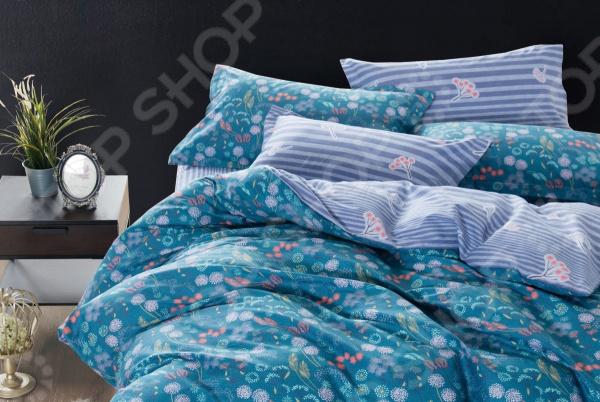 Комплект постельного белья Cleo 436-SK комплект постельного белья двуспальный cleo sk 2 441