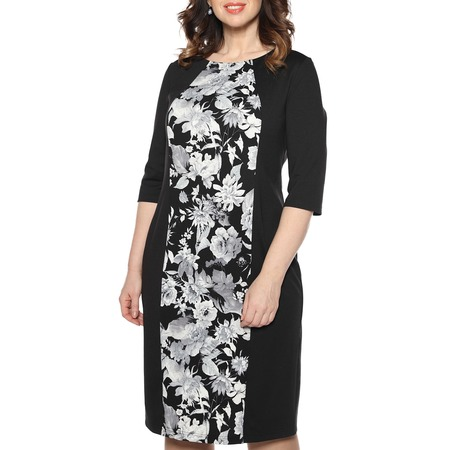Купить Платье La Via Estelar «Женственный образ». Цвет: серый