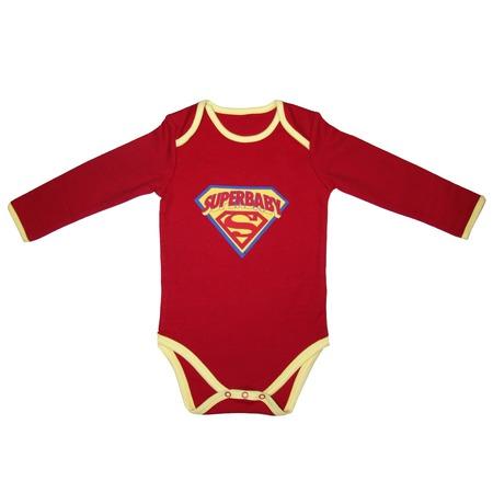 Купить Боди с длинным рукавом Superbaby. Logo