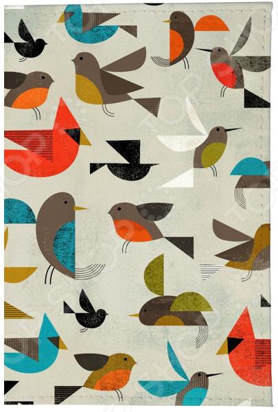 Визитница Mitya Veselkov «Птички-невелички» чехол для iphone 5 mitya veselkov птички невелички