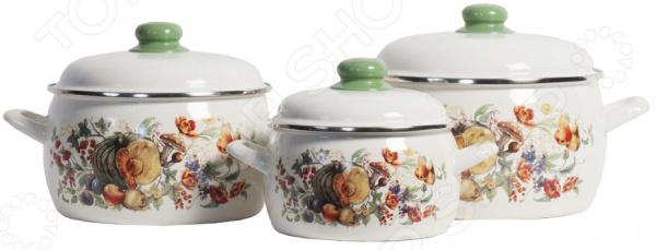 Набор посуды «Тыква» 2797