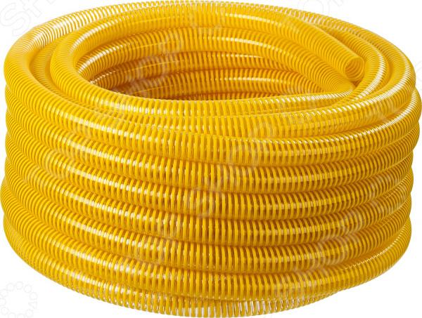 Шланг напорно-всасывающий со спиралью Зубр 40327 1