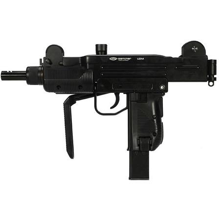 Купить Пистолет-пулемет пневматический Gletcher UZM