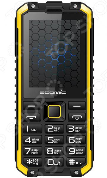 Фото - Мобильный телефон Atomic T2401 проводной и dect телефон foreign products vtech ds6671 3