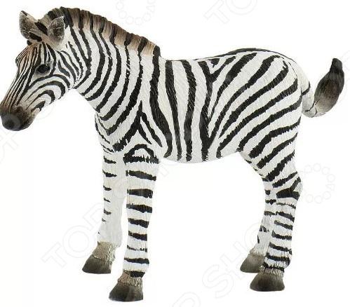Фигурка Bullyland «Детеныш зебры» фигурки игрушки bullyland дружок