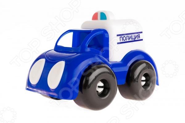 Машинка игрушечная Пластмастер «Полиция»