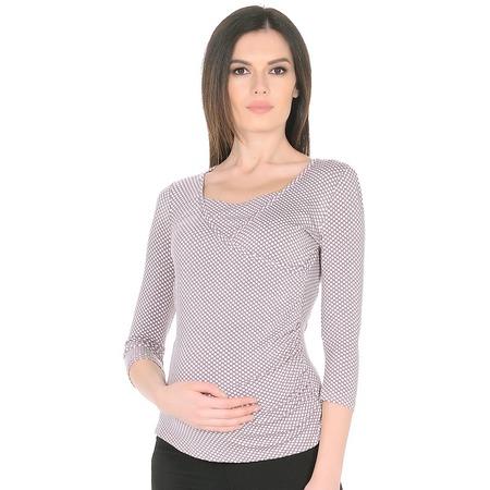 Купить Блуза для беременных и кормящих мам Nuova Vita 1304.09