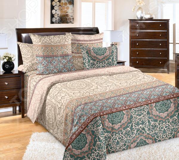 Комплект постельного белья Королевское Искушение «Визаж» комплекты белья linse комплект белья