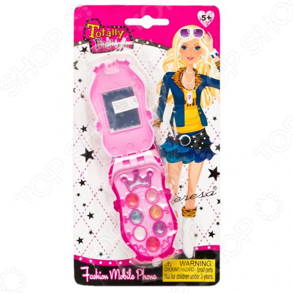 izmeritelplus.ru: Набор косметический для девочки Totally Fashion «Телефон»