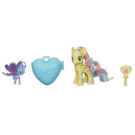 Купить Набор игровой Hasbro Флаттершай с сердечком