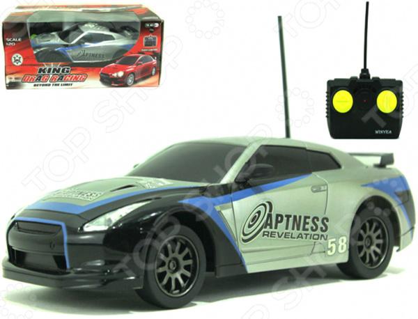 Машинка на радиоуправлении Yako «Спорт» 1724297
