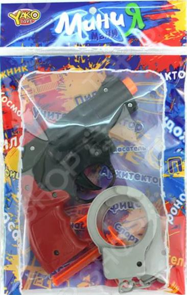 Игровой набор для мальчика Yako «Полиция» 1724709
