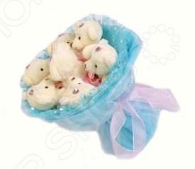 ФОТО toy bouquet «Медвежата»