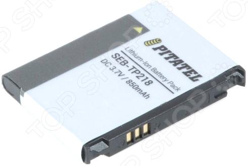 Аккумулятор для телефона Pitatel SEB-TP218 аккумулятор для камеры pitatel seb pv1032