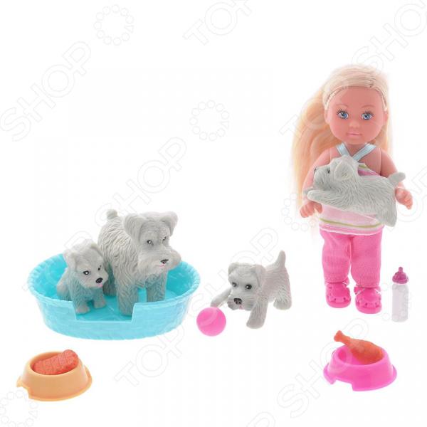 Кукла Simba «Еви с домашними животными» В ассортименте simba машинка сортер с животными с 12 мес